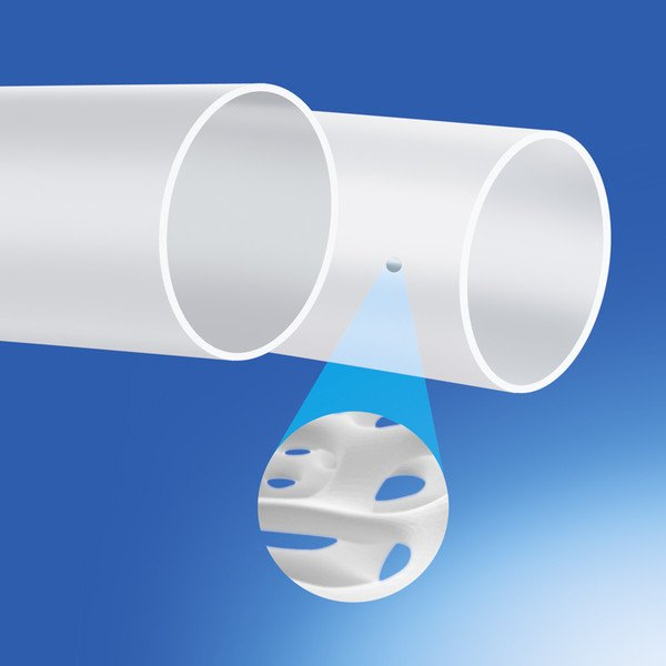 Porous Tubes from ePTFE