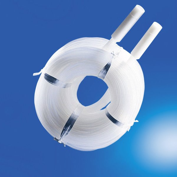 Ultra pure PTFE tube bundles