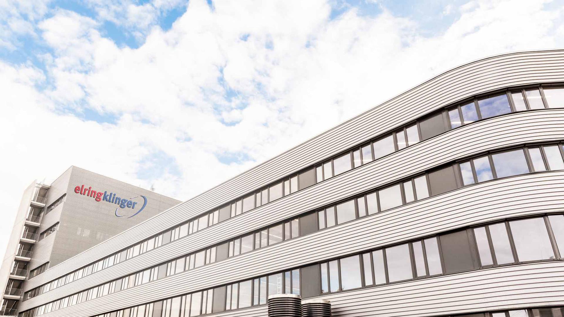 ElringKlinger Kunststofftechnik GmbH Bietigheim-Bissingen new production building