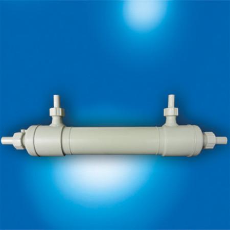Rohrbündel-Wärmetauscher - Beispiel 2